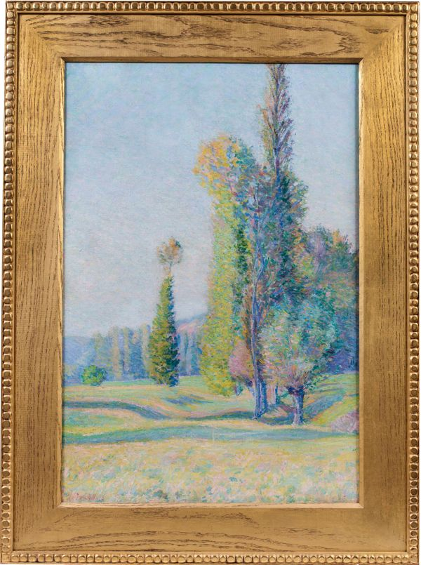Josephine Miles Lewis  Giverny, France Framed