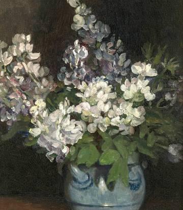 Minerva Josephine Chapman Lilacs Thumbnail