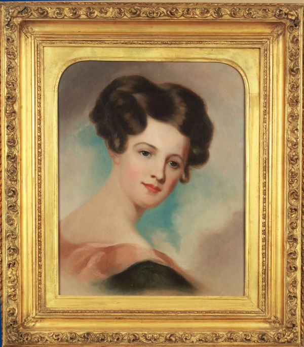 Jane Cooper Sully Darley Portrait of a Lady
