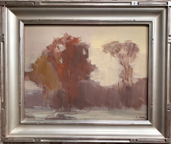 Virginia Webb Autumn Color_framed