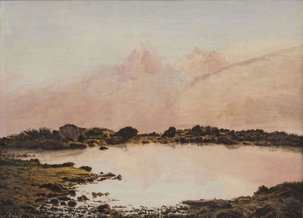 Frankenstein Milky Lake Alps Unframed
