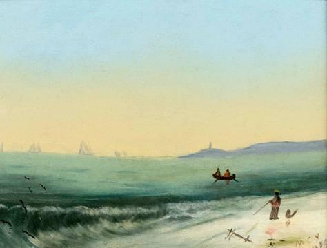 Mattie C. Voorhees Coastal Landscape