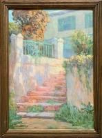 Eleanor Abrams Garden Steps, Bermuda