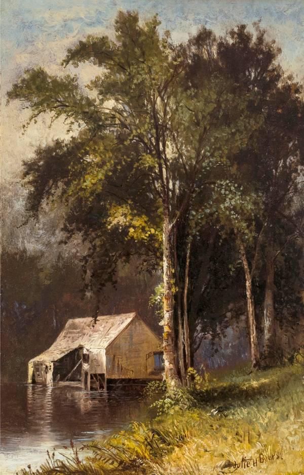 Julie Hart Beers Summer Woodlands