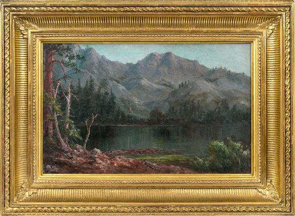 Kate W. Newhall In the Sierras