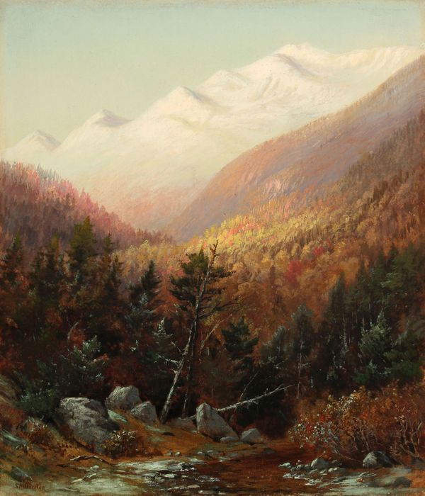 Susie M. Barstow White Mountains