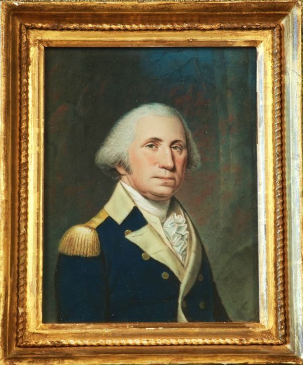 Ellen Wallace Sharples Portrait of George Washington