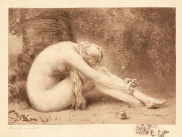 Anna Lea Merritt Eve, 1887