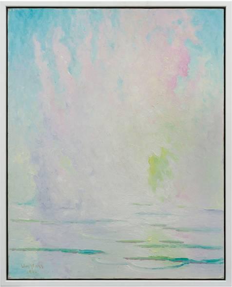 Stacks, William Leon, Study for Mist Rising.jpg