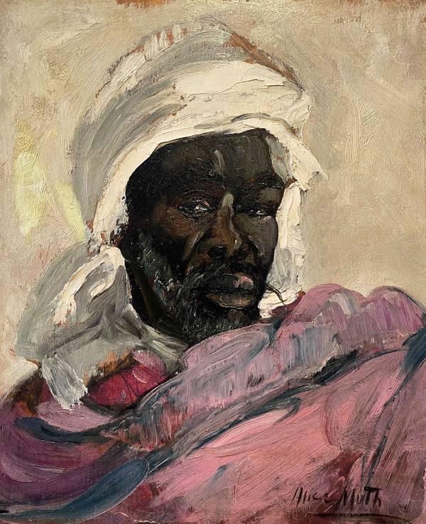 Alice Lolita Muth Portrait