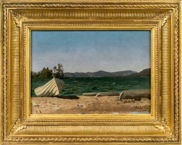 Frank Anderson Lake George, July 21, 1867