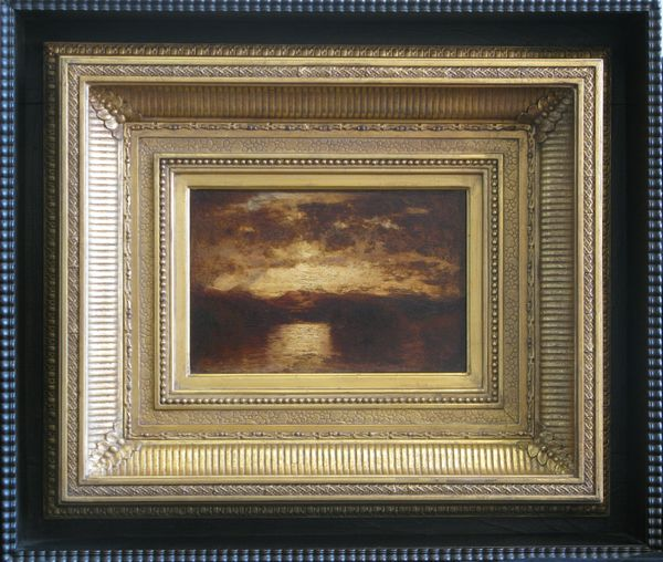 Samuel Colman Lake George Framed