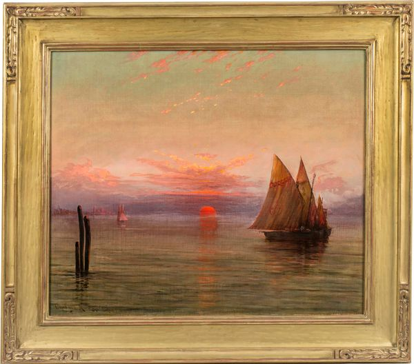 Charles Albert Rogers The Setting Sun, 1892