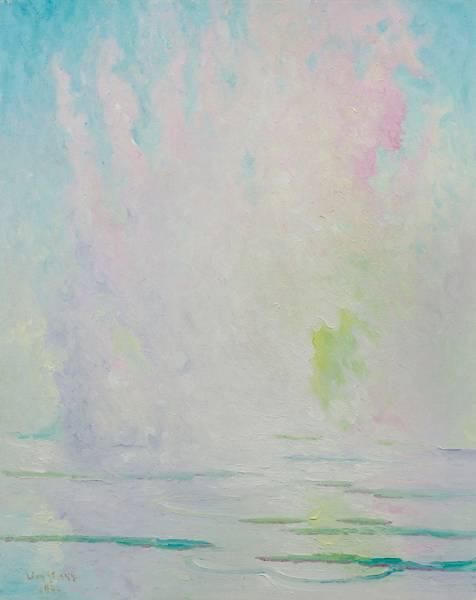 Stacks, William Leon, Study for Mist Rising_unframed.jpg