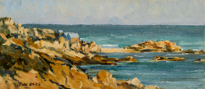 Frederick Smith  Kennebunkport, ME Unframed