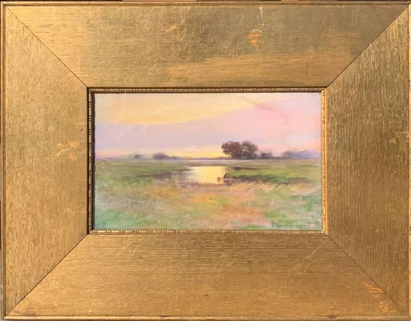 Edward Dearborn Everett Marsh at Sundown