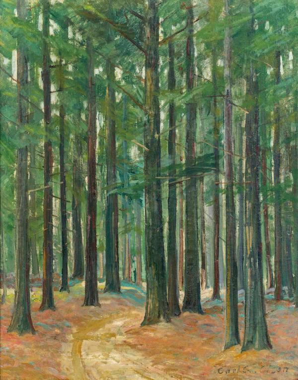 Carl G. Olsen Woodland Gleam