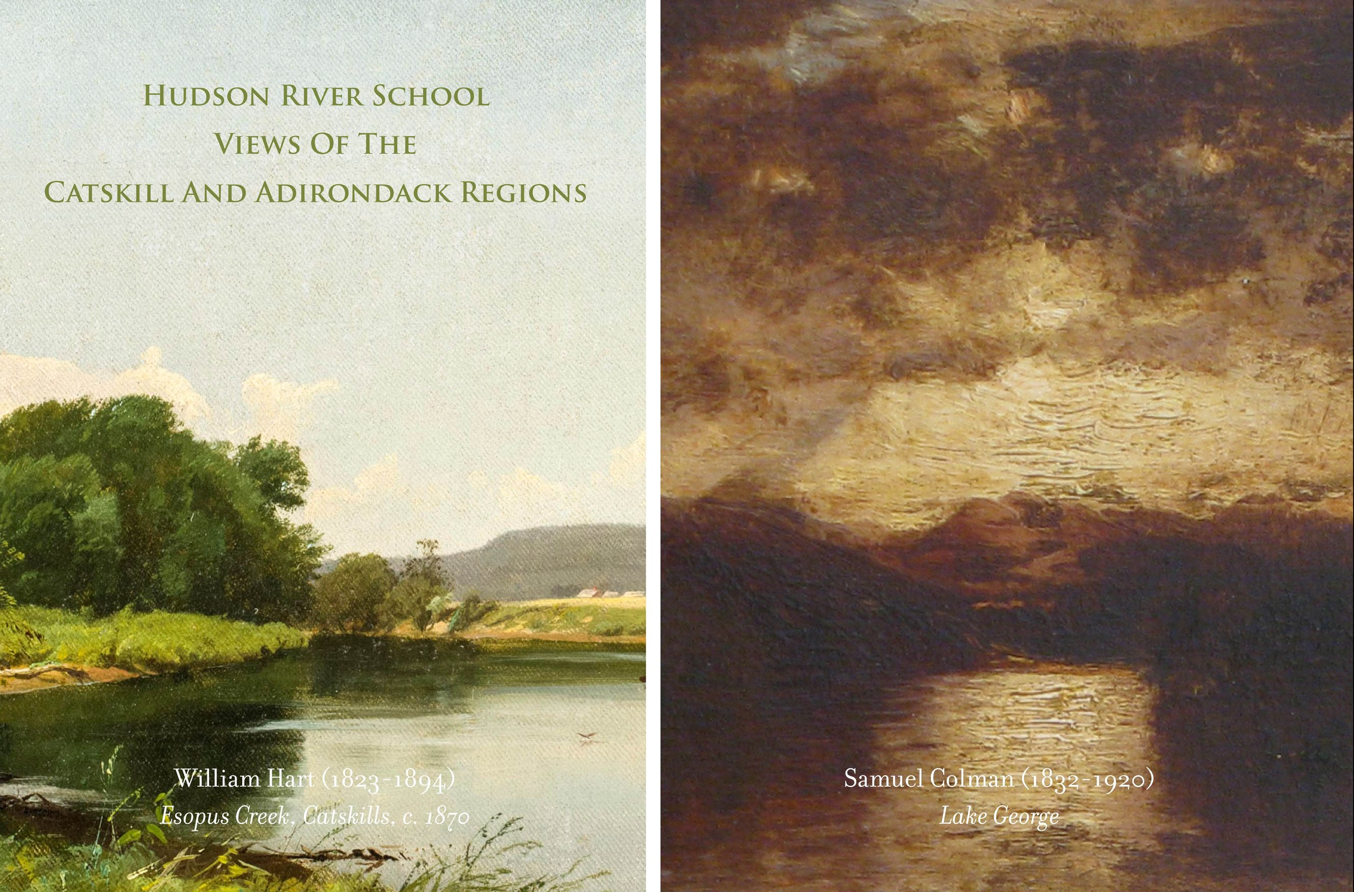 Hudson River School Views of the Catskill and Adirondack Regions