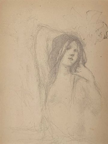 Walter Griffin Water Nymph, c. 1893