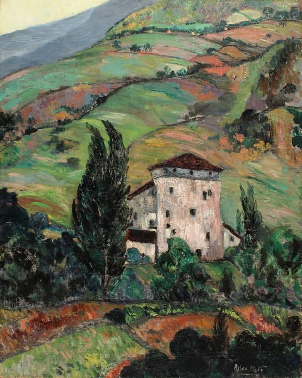 Alice Lolita Muth Countryside Villa