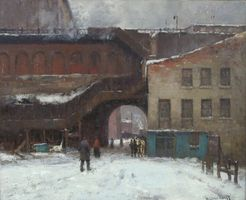 Wolff_Entrance to Eads Bridge_Unframed.jpg