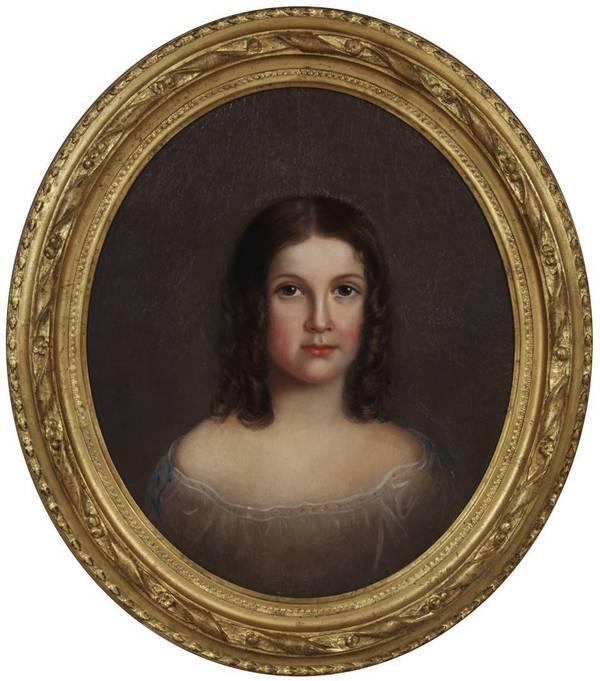 Mary Jane Peale Clara E. Peale, 1858