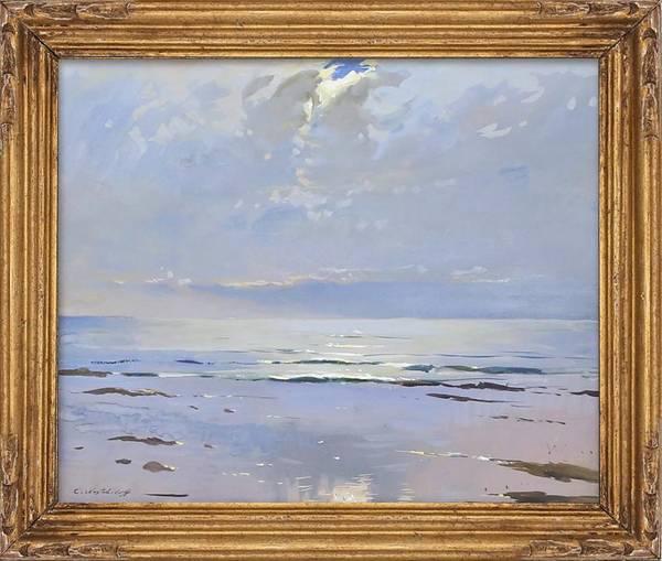 Constantin A. Westchiloff  Seascape