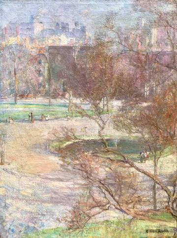 Olive Rush Washington Square
