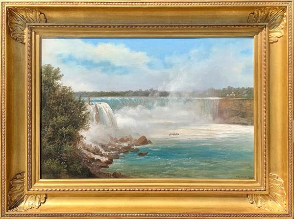 Ferdinand Richardt Niagara Falls