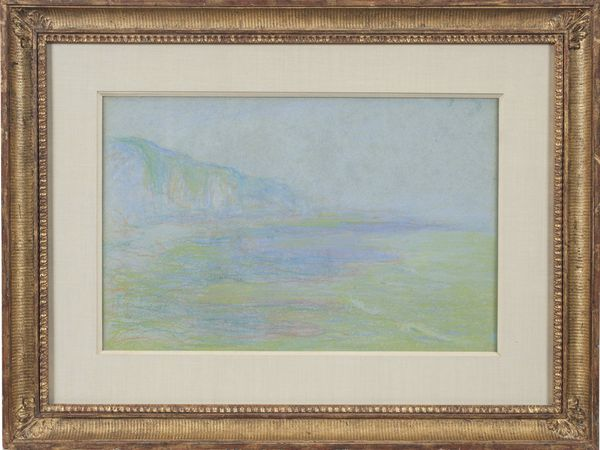 Theodore Earl Butler Coast of France Framed