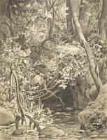 Eleazer Hutchinson Miller On Rock Creek, Washington, D.C.