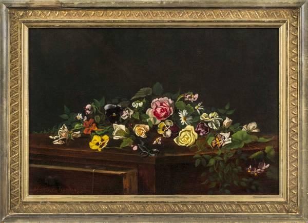 Minne Rankin Wyman Tabletop Bouquet