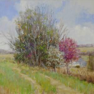 Mallory Agerton Vivaldi's Spring Unframed