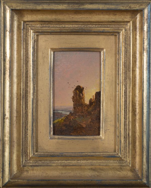 CROPSEY_Sunset_Framed.jpg