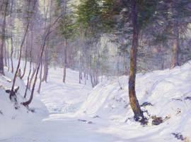 Walter Launt Palmer Slumbering Brook Unframed