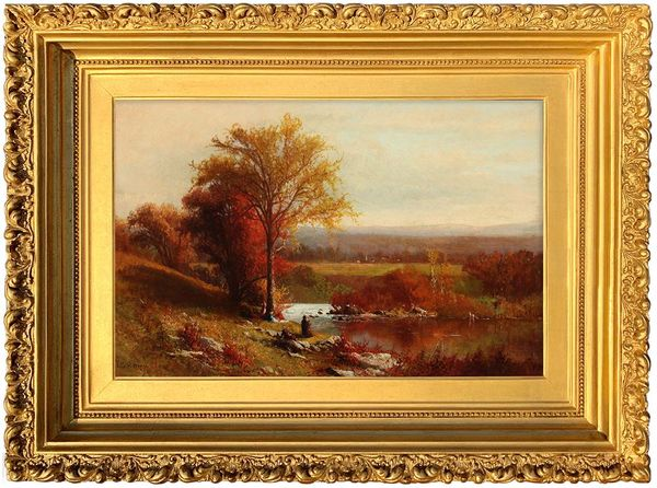 Julie Hart Beers Autumn Picnic in the Hudson Valley