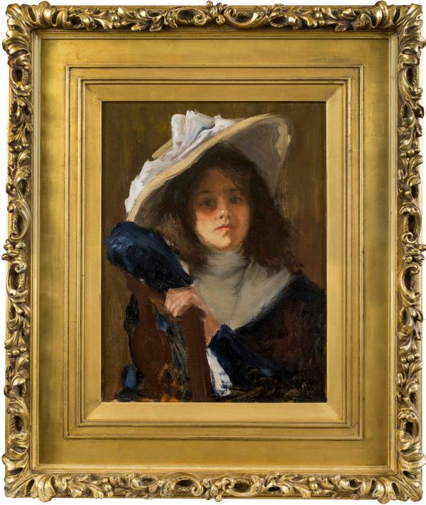 Gustave Wolff  Daughter of the Artist