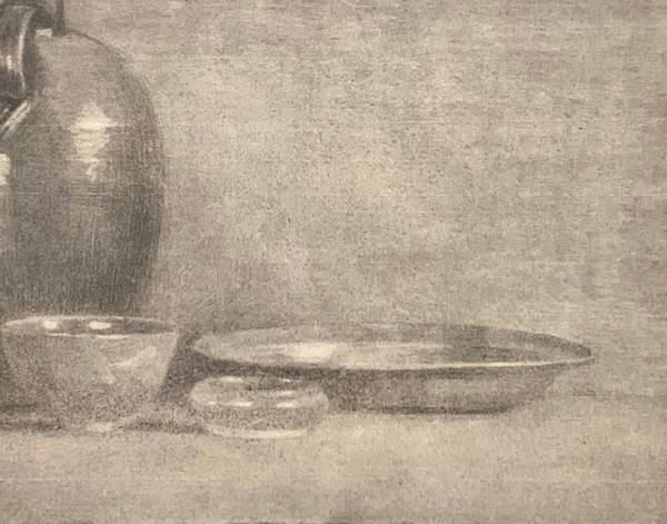 Mary L. Haines Still-Life, Southampton, 1909