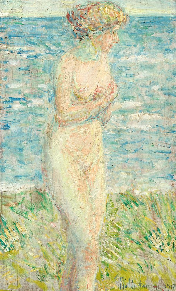 HASSAM_Bather_Unframed_Large.jpg
