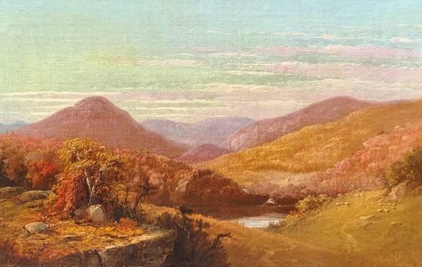 John Williamson Catskill Clove 1858