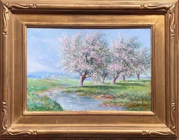 Verner Moore White Apple Blossoms