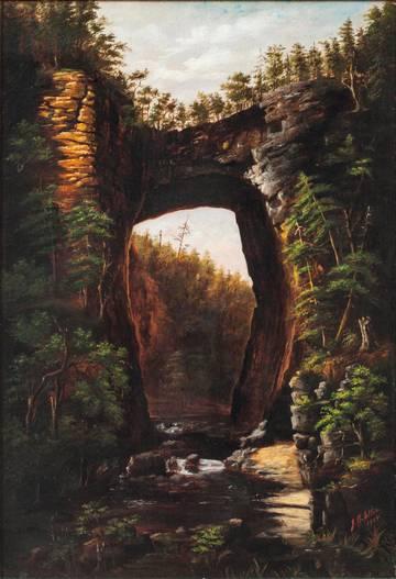 Josephine Chamberlain Ellis Natural Bridge, Virginia