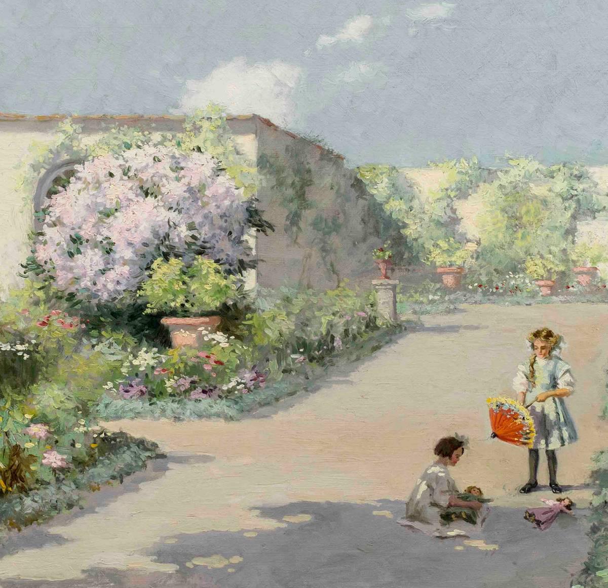 Mary Lane McMillan An Italian Garden