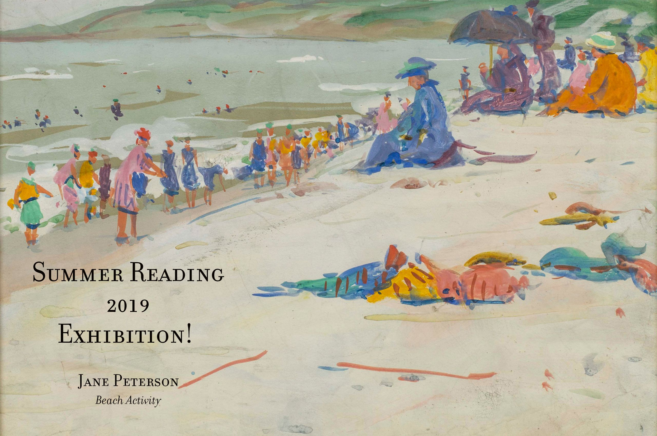 Summer Reading Exhibition 2019