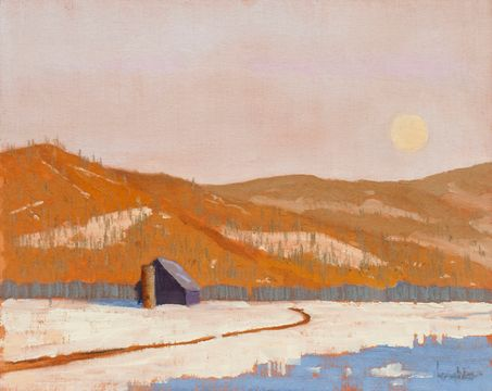 Koehler, Rick_Winter Moon Rising_unframed.jpg
