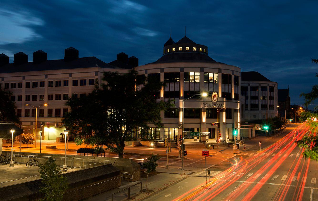 Wisconsin School of Business Grainger Hall