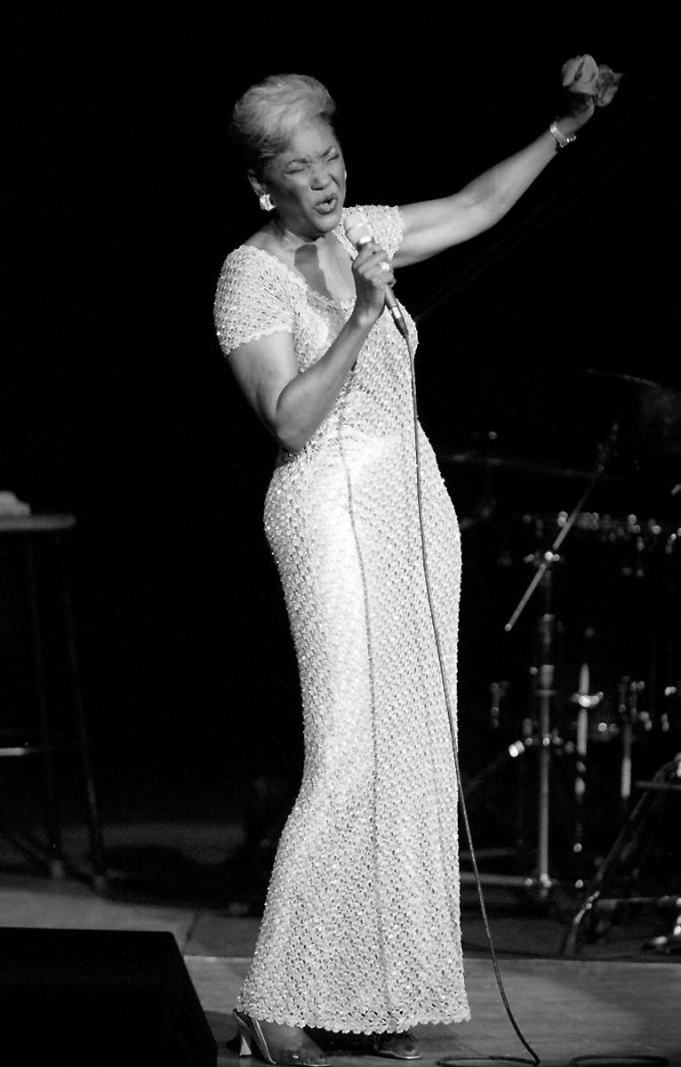Nancy Wilson, DeVos Hall 1999