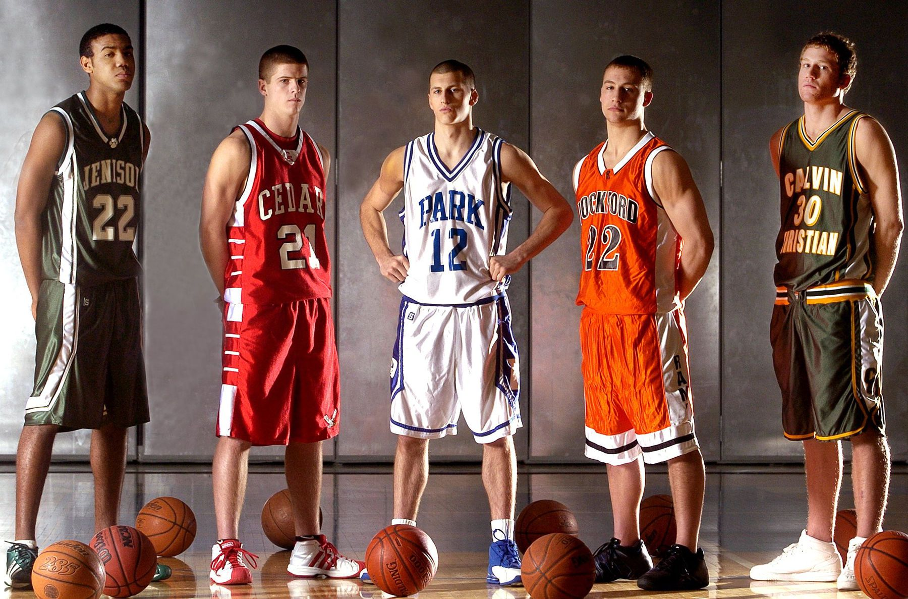West Michigan 2004 All-Area Dream Team