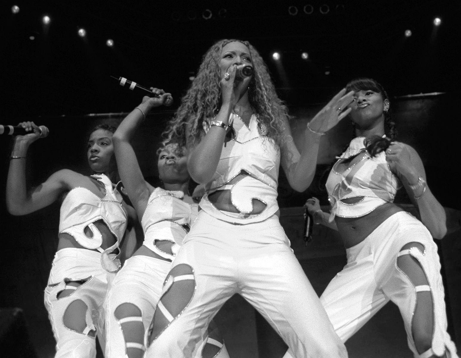Destiny's Child, Van Andel Arena 1999