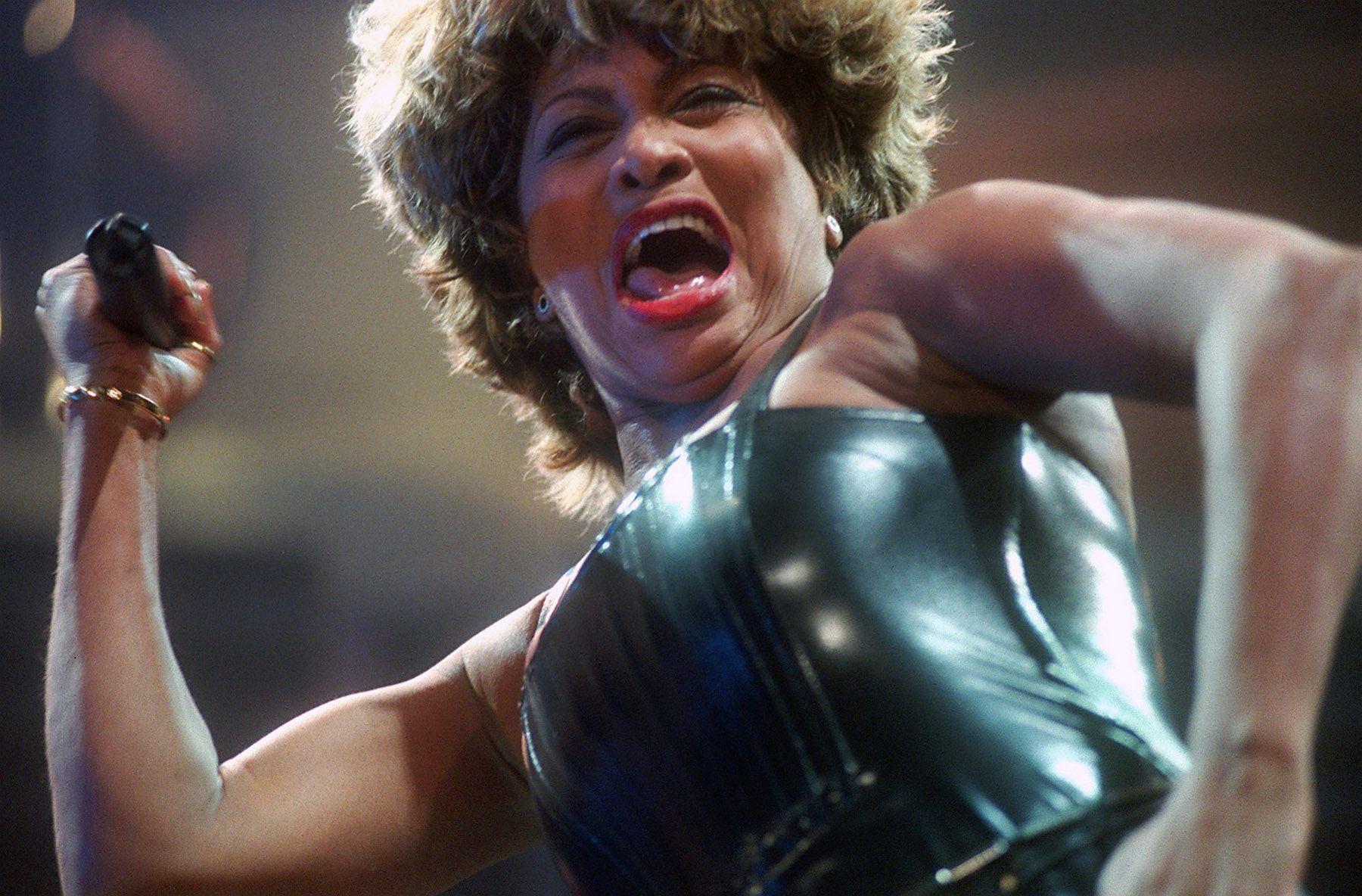 Tina Turner, Van Andel Arena 2000